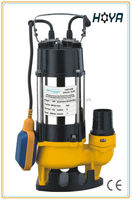 specification of submersible water pump V750F
