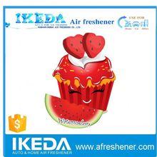 Natural fragranc cartoon car air freshener