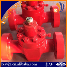 API 6A 15000psi Non-rising stem Gate Valve for Wellhead Assembly