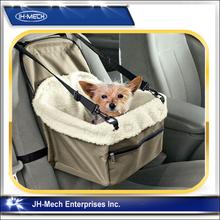 Soft portable pet bag pet carrier for car