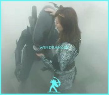 Windranger- alieni e predatori adatta per lo spettacolo caso