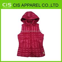 western women foldable down jacket