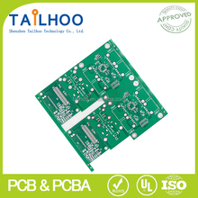 4-layer pcb with 1.6mm board thickness