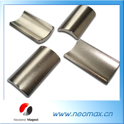 Motor rotor magnets for sale
