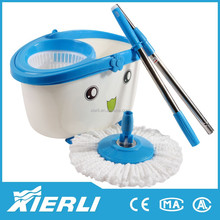 2015 360 cleaning products & microfiber mop head &cleaning bucket
