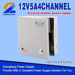 CCTV Switching Power Supply With CE RoHS FCC