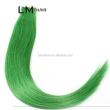 double sided seamless skin hair extensions double sided tape synthetic hair extension