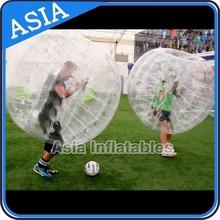 2015 Hot bubble footballs, bubble soccers, cheap bumper balls for events