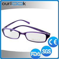 Transparent Blue Color TR90 Frame Anti Blue Ray Takumi Eyewear