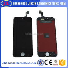 Brand new high quality oem 100% lcd digitizer assembly for mobile iphone 5s original