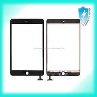 Digitizer touch screen for iPad mini Black