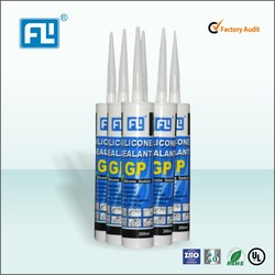 Acetic /Neural construction GP silicone sealant