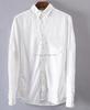 2015 latest ladies office wear shirts cotton shirts women plain white lady shirts