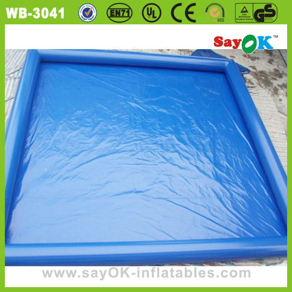 Pvc gonflable rectangulaire hamster ball piscine gonflable piscine jouets pour adultes - Piscine gonflable adulte le mans ...