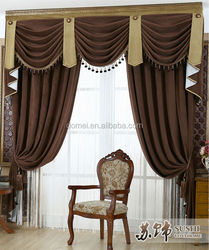 2015 New Design High-End Professional Window Curtain
