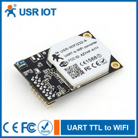 (USR-WIFI232-A) Serial Wifi Module, UART to Wireless Converter,Support Router/Bridge Mode Networking