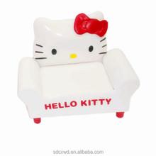 Hello kitty lovely children sofa, new design sofa