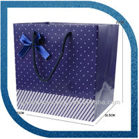 cosmetic paper bag supplier