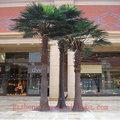 de alta calidad populares tropicales artificial de árboles de palma