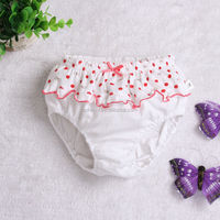 Girls Fancy Patterned underwear