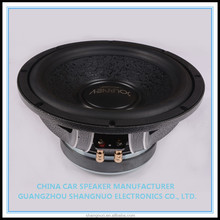 "600W 4ohms 12"" subwoofer car"