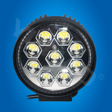 hot deals 27w narrow beam spot light off road motorcycle led work light