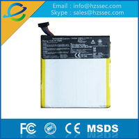 tablet pc spare parts and accessory wholesale for asus C11P1304 battery