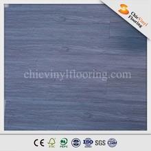 Waterproof Recycled PVC Flooring, Colorful PVC Vinyl Floor, PVC Laminate Flooring Plank
