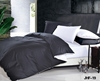 Best Seller Black and White Reversible 6pc Bed in a Bag Set