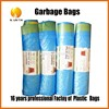 Plastic new products colored drawstring trash garbage bag made in China