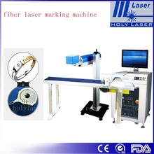 fiber laser marking machine support mass products