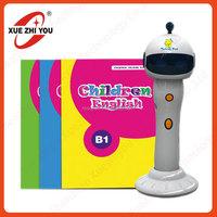 <XZY>Shenzhen Factory Touch Books Talking pen Kids Electronic Educational toys