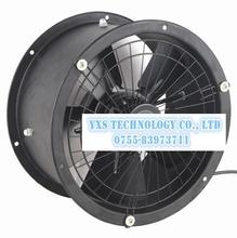FZY-4E200 External rotor axial fan ventilation duct fans industrial exhaust fan positions copper motor 220V380V