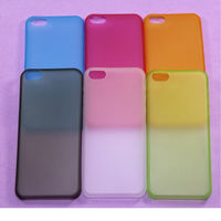 colorful hot sell mobile phone accessory shining rubber coating case for iphone5c