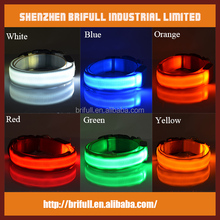 Pet products led dog collar with different size