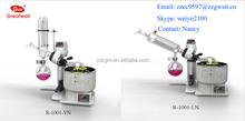 0.5l, 1l, 2l, 5l, 10l, 20l, 50L equipamiento científico evaporador rotatorio
