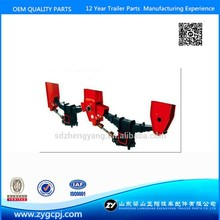 Professional semi trailer parts manufacturer produced light duty suspension for hot sale with competitive price