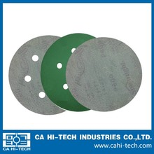 aluminum oxide sand disc for gardrobe buffing