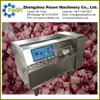 Automatic Meat Cutter Meat Cutting Machine Meat Dicing Machine for Cutting Beef,Chicken,Pork into Diced Meat