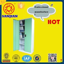 SJ-063 2 door 4 shelve medical filing cabinet
