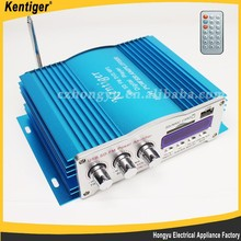 12V Car subwoofer amplifier with FM/USB/SD/TF card