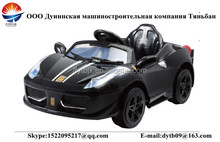 kids ride on electric cars toy for wholesale,drivable remote control ride on toy car