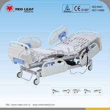 OST-E504R ABS Side Rails Electric Bed For ICU Room