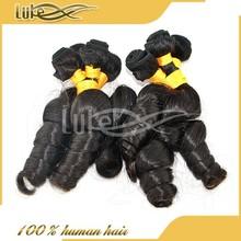 New arrival perfect popular top grade various styles 100% virgin brazilian human funmi hair