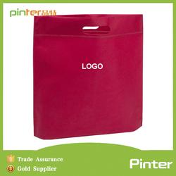 Pinter China bags factory OEM cheap reusable shopping Bag Wholesale