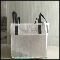High Quality China PP Jumbo Bag/PP Big Bag/Ton Bag For Sand, Building Material, Fertilizer, Sugar