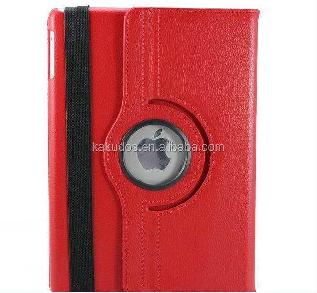 anti-scratch leather case for ipad mini