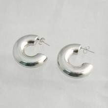 Stainless steel cc earrings cuff jewelry wholesale ally express