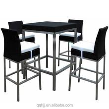 outdoor PE rattan and Aluminum frame garden furniture GL-88