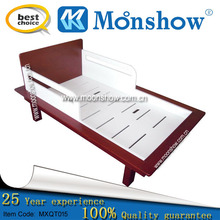 morden solid wood bed for childrens and kids wholesale bedroom furniture